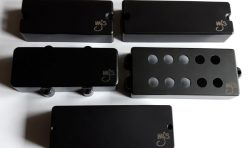 MJS Various Bass Styles (4, 5 & 6 String Options)